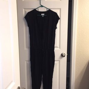 New without Tags Black jumpsuit